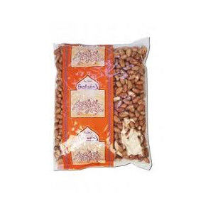 arachides decortiquees brunes crues 1kg