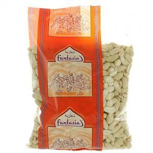 arachides blanches crues décortiquées 1kg