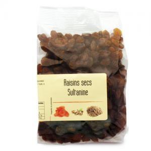 raisins secs sultamine 250g