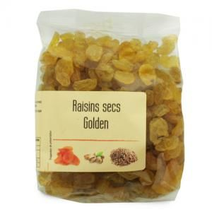 raisins secs golden 250g