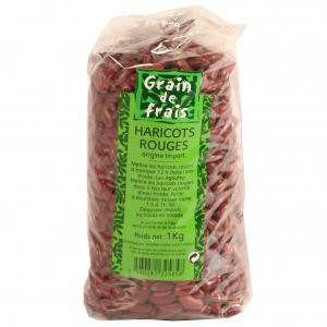 haricots rouges 1kg