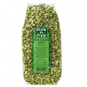 pois casses vert 1kg