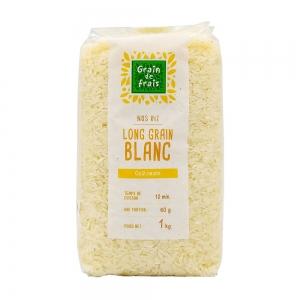 riz long grain blanc 1kg