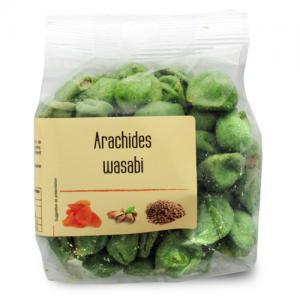 arachides wasabi 130g