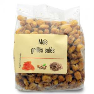 maïs grillés salés 150g