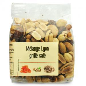 mélange lyon grillé salé paquet 200g