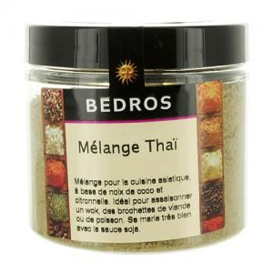 mélange epices thaï  110g