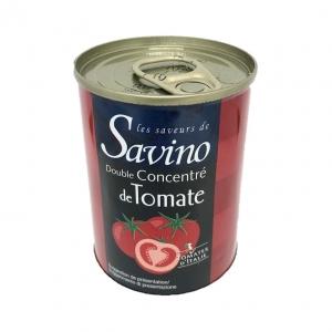 double concentré de tomate 1/6 savino