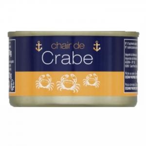 chair de crabe conserve pne 121g