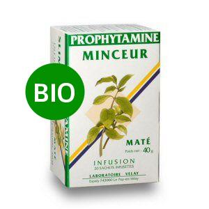 infusion prophytamine contrôle du poids bio 20 sachets
