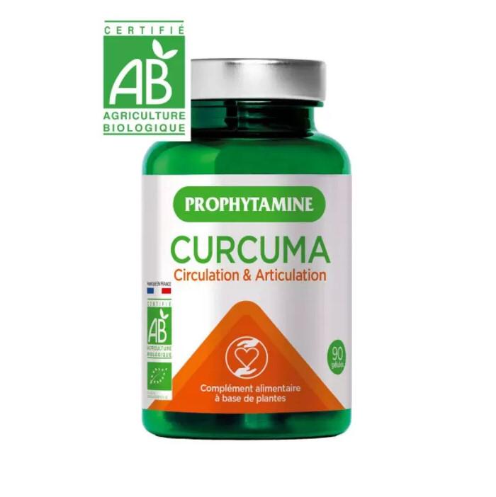 curcuma circulation articulaon 42g 90 gelules