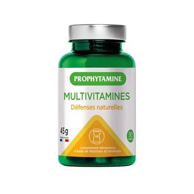 multivitamines  defenses naturelles 45 g 90gelules