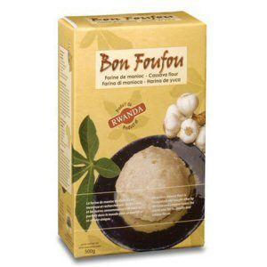 foufou farine de manioc 500g
