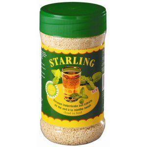 starling thé a la menthe nanah 400g