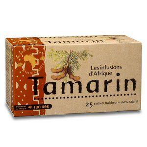infusion au tamarin racines 25s