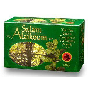 the vert a la menthe salam 20s