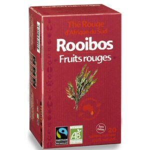 infusion rooibos fruits rouges bio 20s