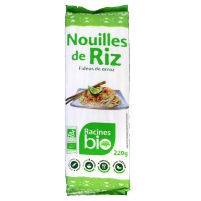 nouilles de riz racines bio 220g