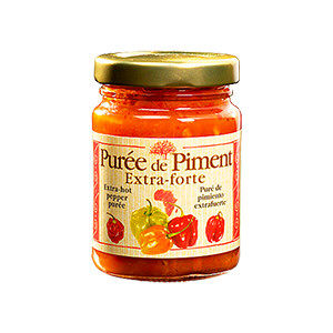 pate du piment extra-forte 200g