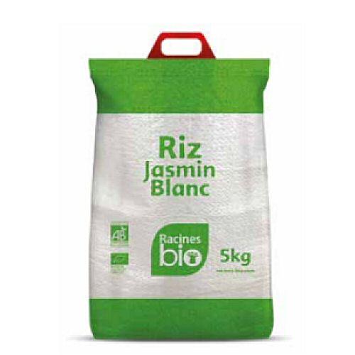 riz parfume jasmin bio 5kg