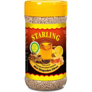 boisson starling citron miel gingembre 400g