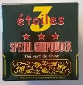 thé vert gunpowder 3 etoiles 500gr