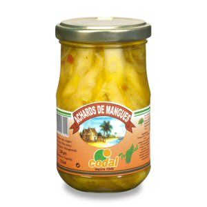 achards de mangue codal 200g
