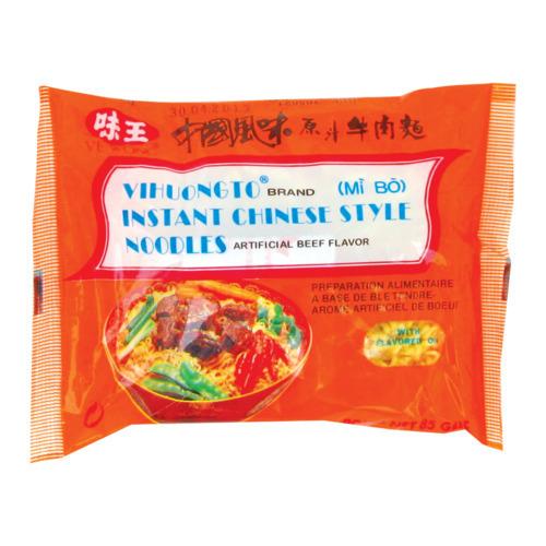 soupe au boeuf ve-wong 85g