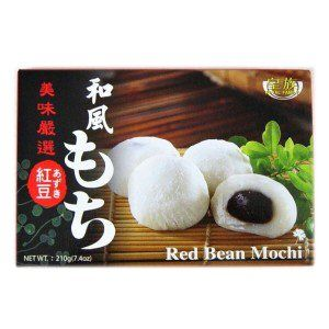 mochis haricot rouge 210gr