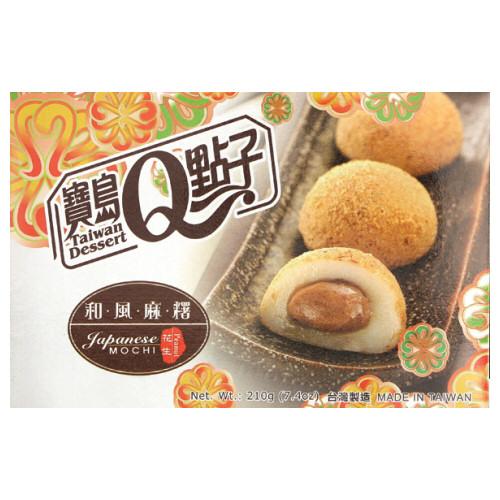 6x mochis cacahuettes 210gr qt