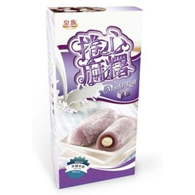 rouleau de mochi au taro et haricot sabre 150gr