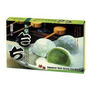 mochis aux thé vert 210gr yuki