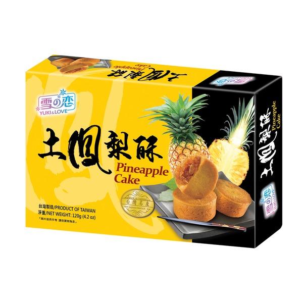 gateau ananas 120gr yuki love