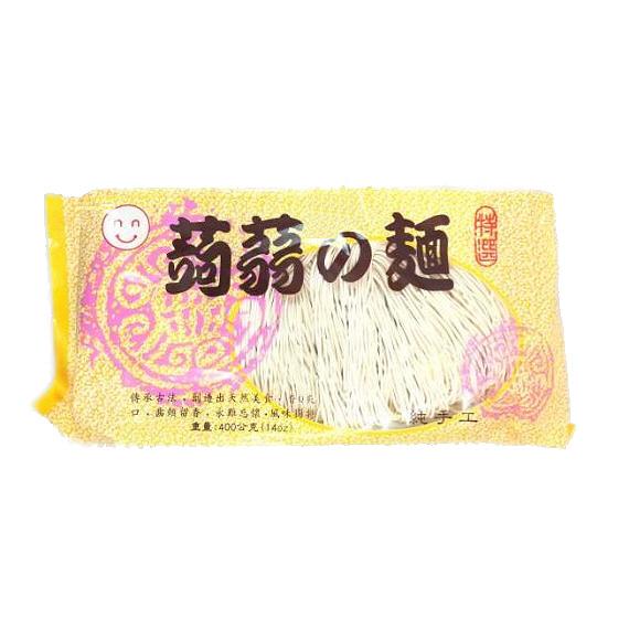 nouilles seches aux konjak 400gr kanyaku