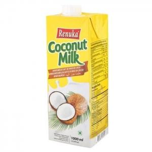 lait de noix de coco renuka 1l
