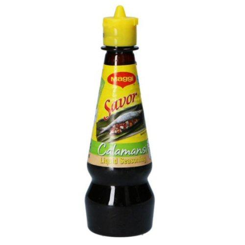 sauce maggi  citron calamansi 130ml philippines