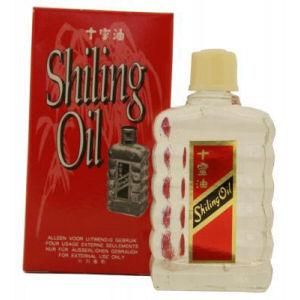 huile de massage shiling au camphre 14ml