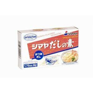 assaisonnement soupes bonito 42g shimaya
