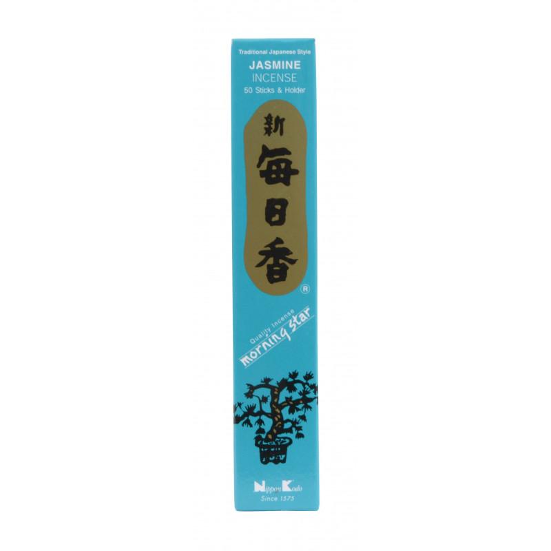 encens japonais au jasmin 50 tiges