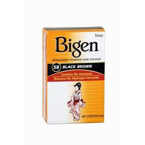 bigen 58 noir naturel 6gr