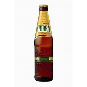 biere cobra 33cl 4,8% inde