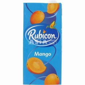 jus de mangue 1l rubicon