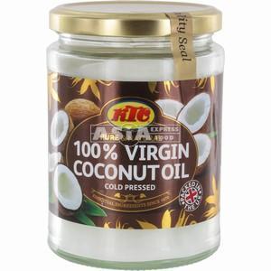 huile de coco 100% vierge 500gr ktc