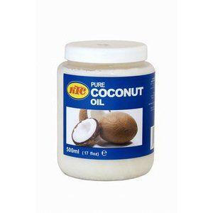 huile de coco raffinee neutre 500ml ktc