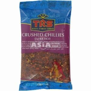 piments rouges broyes 100gr trs