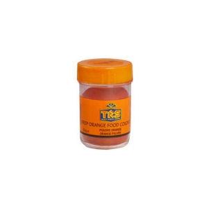 poudre colorant alimentaire orange 25gr trs