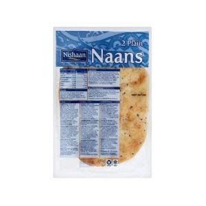 2 naans nature nishaan 270g