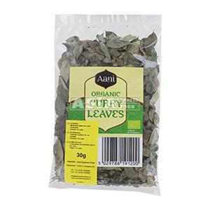 feuille de curry bio 30gr aani