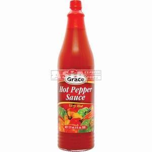 sauce piment très fortes grace 170ml