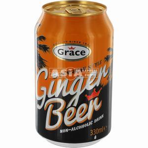 boisson gazeuse au gngembre ginger beer grace 33cl